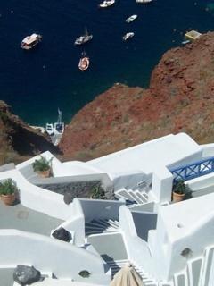 Santorini Mobile Wallpaper