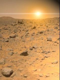 Mars Mobile Wallpaper
