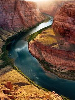 Colorado River Mobile Wallpaper