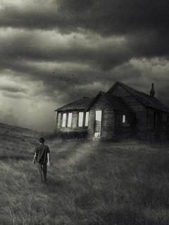 Alone Dark View Mobile Wallpaper