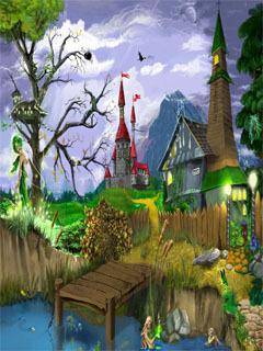 Fairy Land Mobile Wallpaper