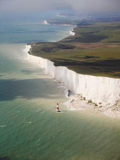 White Cliffs Of Dover Mobile Wallpaper