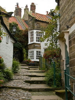 Robin Hood's Bay Mobile Wallpaper