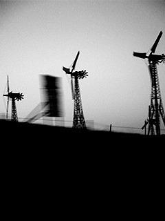 Wind Farm Mobile Wallpaper