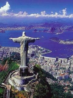 Rio De Janeiro Mobile Wallpaper