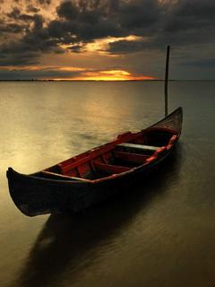Boat Mobile Wallpaper