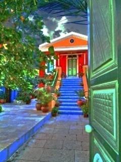 Greece Colors City Mobile Wallpaper