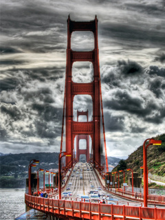 Nice Bridge Mobile Wallpaper
