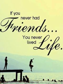 Friends Life Mobile Wallpaper