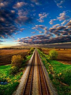 Double Rail Kenosha Wisconsin Mobile Wallpaper