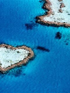 Islands Beautiful Mobile Wallpaper