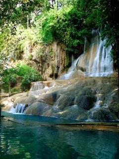 Beautiful Waterfalls Mobile Wallpaper
