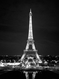 Night Paris Mobile Wallpaper