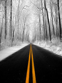 Road Mobile Wallpaper