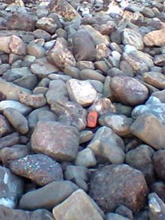 Pebble Stones Mobile Wallpaper