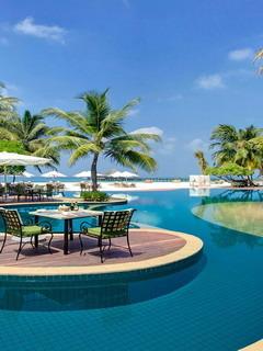 Kanuhara Resort Maldives Mobile Wallpaper