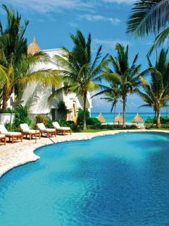 Maroma Resort Riviera Mexico Mobile Wallpaper