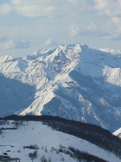 Snow Mountain Mobile Wallpaper
