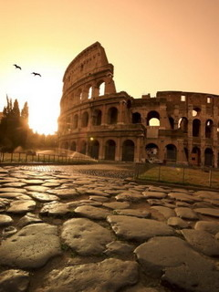Rome Italy Mobile Wallpaper
