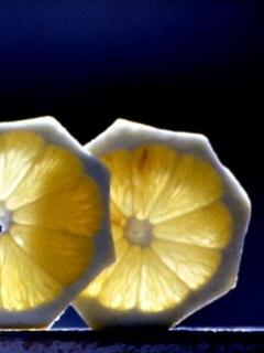 Cool Lemon Mobile Wallpaper