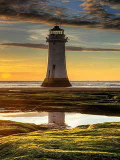 New Brighton Wallasey England Mobile Wallpaper