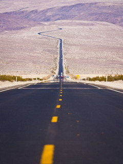 Death Valley California Mobile Wallpaper