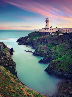 Fanand Head Lighthouse Mobile Wallpaper