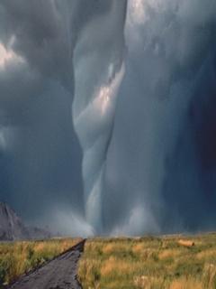 The Tornado Mobile Wallpaper