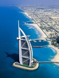 Dubai Mobile Wallpaper