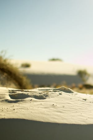 Desert White Sand IPhone Wallpaper Mobile Wallpaper
