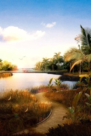 Lovely Heaven Nature IPhone Wallpaper Mobile Wallpaper