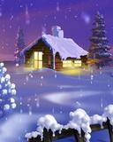 Silent Winter Mobile Wallpaper