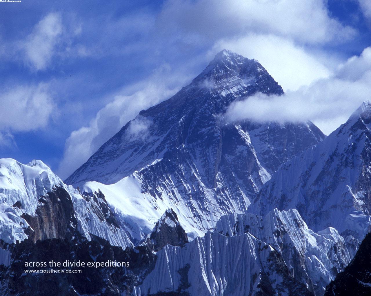 Mount Everest Mobile Wallpaper