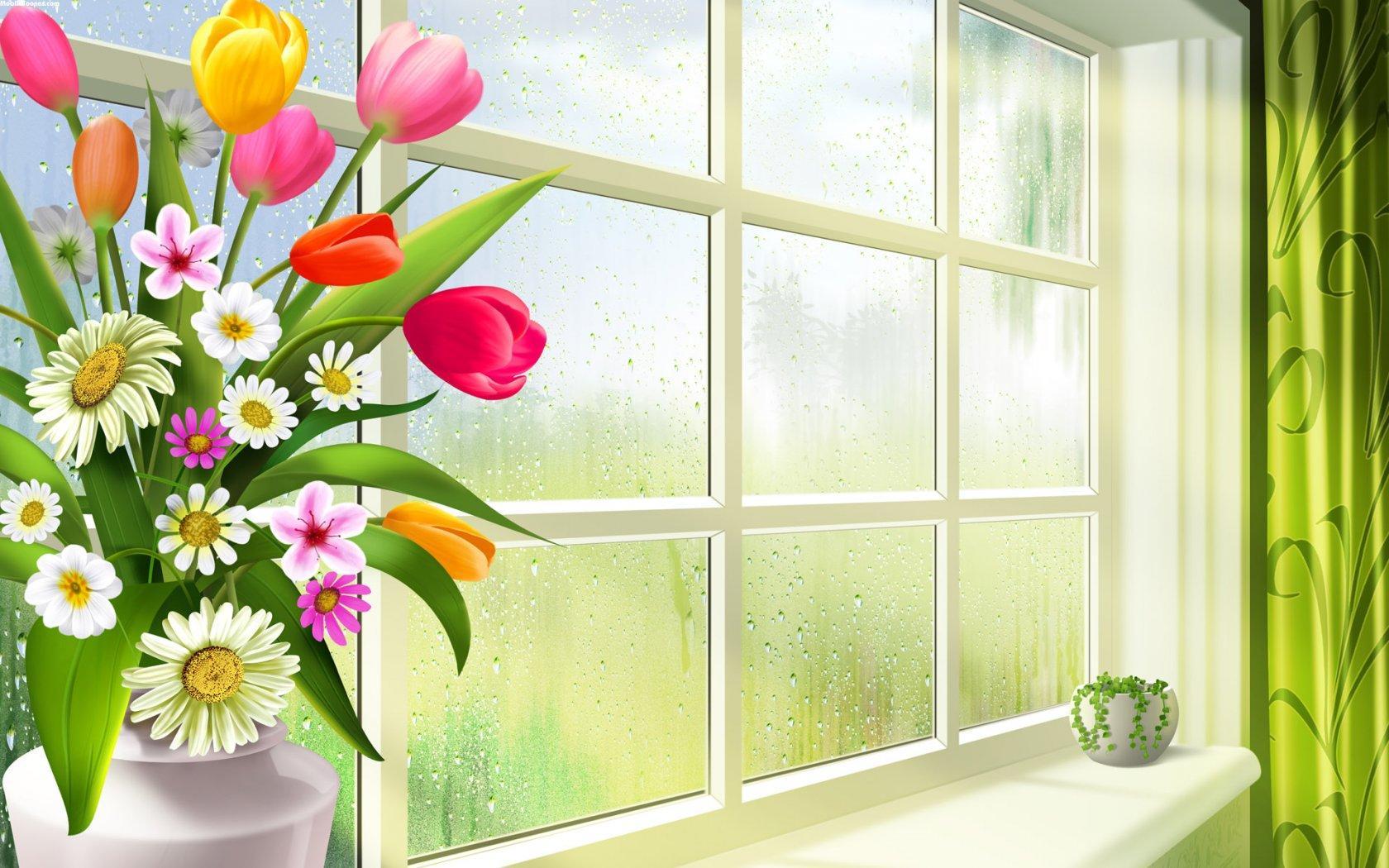 Flora Mobile Wallpaper
