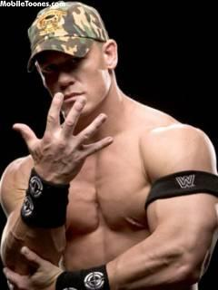 John Cena Mobile Wallpaper