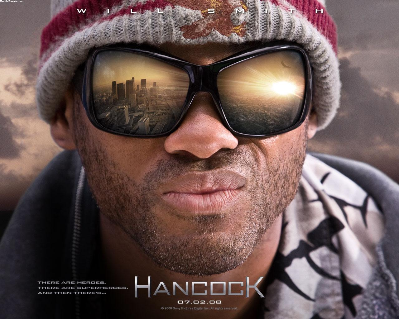 HANCOCK Mobile Wallpaper