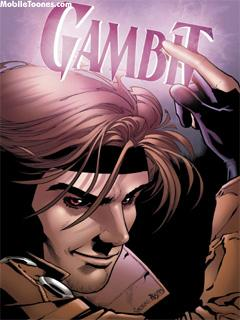 Gambit Mobile Wallpaper