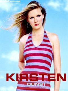 Kirsten Dunst Mobile Wallpaper