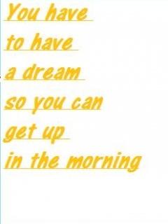 Getup Morning Mobile Wallpaper