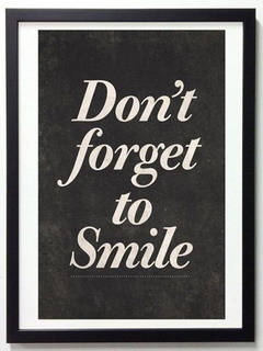 Dont Forget Smile Mobile Wallpaper
