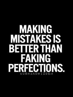 Making Mistakes Mobile Wallpaper