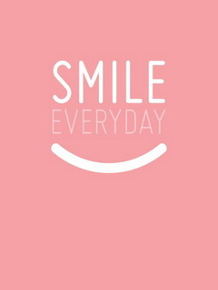 Smile Everyday Mobile Wallpaper