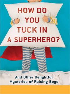 Tuck In Superhero Mobile Wallpaper
