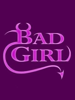 Bad Girl Mobile Wallpaper
