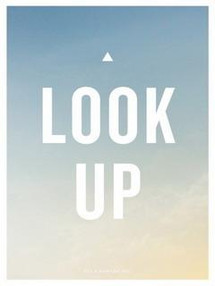 Look Up Mobile Wallpaper