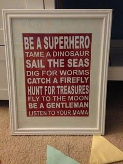 Be SuperHero Mobile Wallpaper