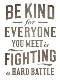 Be Kind For Everyone Mobile Wallpaper
