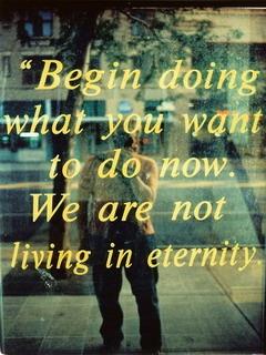 Living In Eternity Mobile Wallpaper