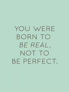 Be Perfect Mobile Wallpaper