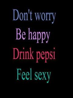 Drink Pepsi Mobile Wallpaper